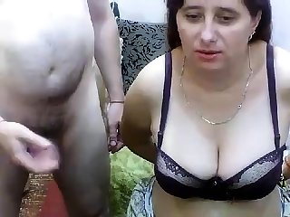 Big Special Fat Woman Exposing Her Special Pussy Plus Irritant