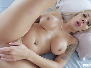 A truly remarkable POV fuck for a busty cougar