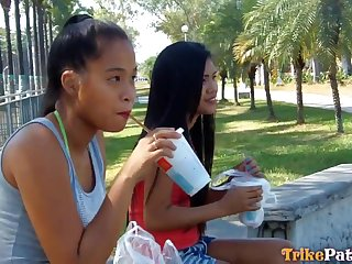 Pick up authentic Filipina chick for red-letter sex fun