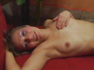 Секс с русской блондинкой