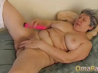 OmaPasS Videos of Amateur Milfs coupled with Matures