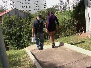Hardcore run off at the mouth deep fucking with hot ass girl Suellem Machado