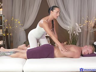 The identically this masseuse fucks is out be required of this world