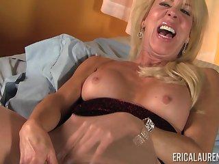 Erica Lauren - kermis of age masturbating