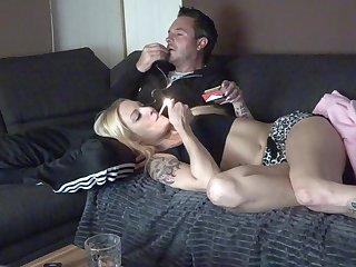 German couple obtain horny homemade